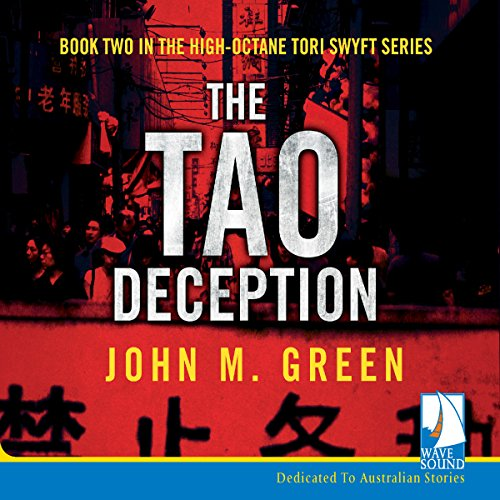 The Tao Deception audiobook cover art