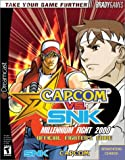 Capcom Vs. Snk: Millennium Fight 2000 Official Fighter's...