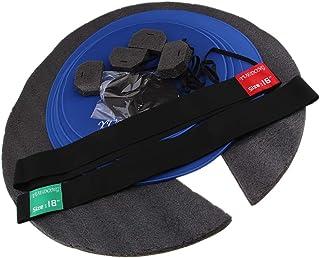 D DOLITY ドラムパッド ハイハットパッド ラバー ミュート 練習パッド 全4選択 - 7個セット, サイズB