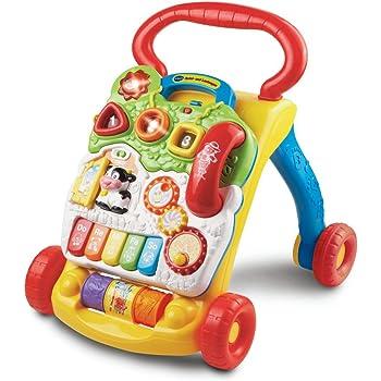 Lauflernwagen Holz Baby Spielzeug Montessori