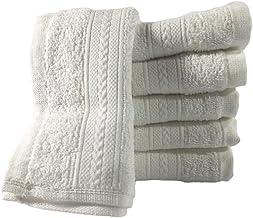 Face Towel Set Quick Dry Pure Cotton 6-pieces Towels set