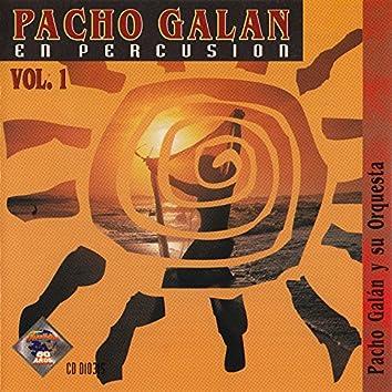 Pacho Galán en Percusión, Vol. 1