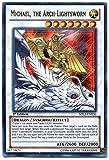 Yu-Gi-Oh! - Michael, The Arch-Lightsworn (SDLI-EN036) - First Edition - Ultra Rare