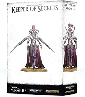Best keeper of secrets warhammer Reviews