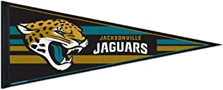 WinCraft NFL Jacksonville Jaguars WCR85869213 Carded Classic Pennant, 12