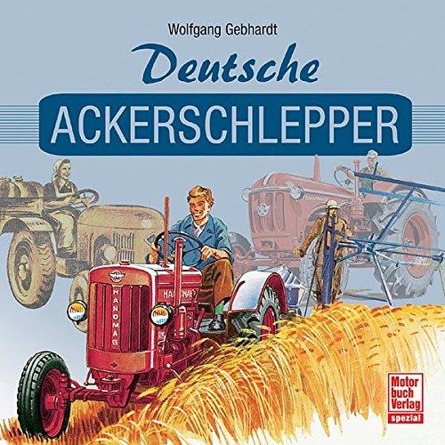 Deutsche Ackerschlepper