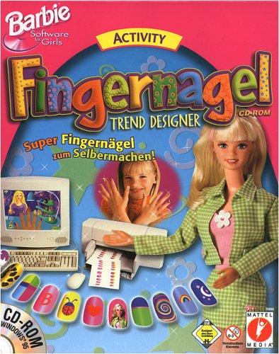 Fingernagel Trend Designer, CD- ROM für Windows 95/98