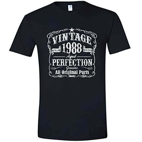 Feisty And Fabulous Vintage Made In 1988 Birthday Gifts For Men 30th