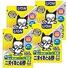 【Amazon.co.jp限定】 ニオイをとる砂 猫砂 5.5Lx4袋 (ケース販売)