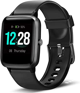 Smart Watch Fitness Tracker Heart Rate Monitor Step...