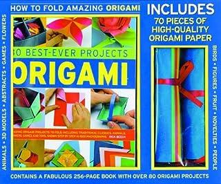 How to Fold Amazing Origami