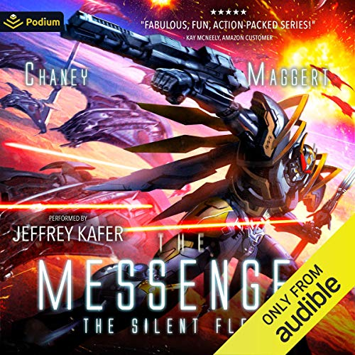 The Silent Fleet  By  cover art
