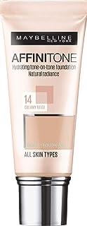 Maybelline New York Affinitone Unifying Foundation Cream - 14 | Creamy Beige