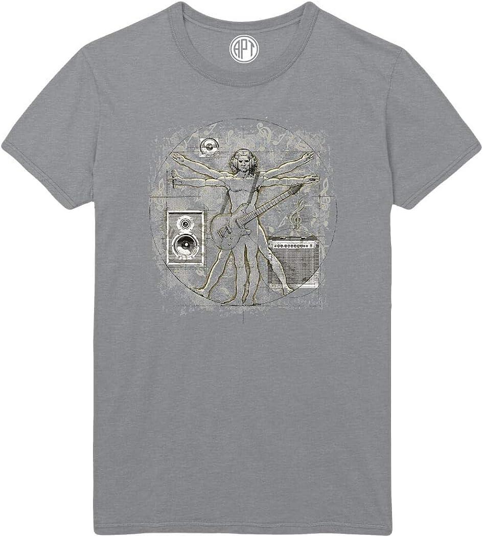 Davinci Music Printed T-Shirt