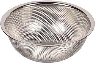 パール金属 ステンレス パンチングボール 21cm 日本製 HB-1643