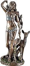 Veronese 708–7355Figura la Artemis Diosa griega de la Caza con arco y flechas Corzo