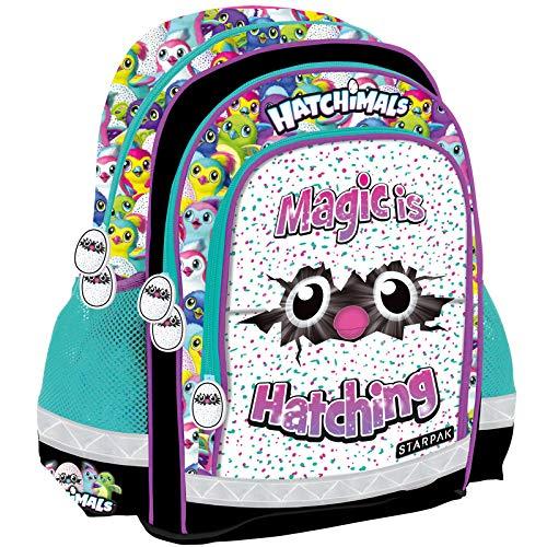 School tas voor meisjes rugzak groot formaat