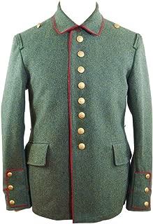 militaryharbor WWI M1907/M1910 German Wool Field Tunic II