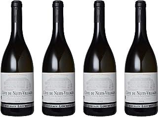 [4本まとめ買い] コート・ド・ニュイ・ヴィラージュ 白 (Cote de Nuits Villages Blanc) 2019年 ドメーヌ・シルヴァン・ロワシェ フランス コート・ド・ニュイ・ヴィラージュ 白ワイン 辛口 シャルドネ 750ml
