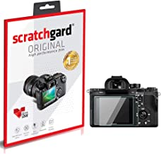 scratchgard screen protector screen guard for sony a7r iii (Transparent)