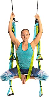 hanging yoga swing