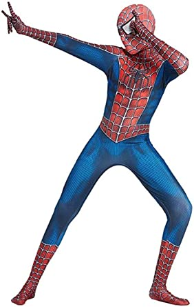 Xi Yin Superhero Kids Bodysuit Costumes Spandex Halloween Cosplay Costumes
