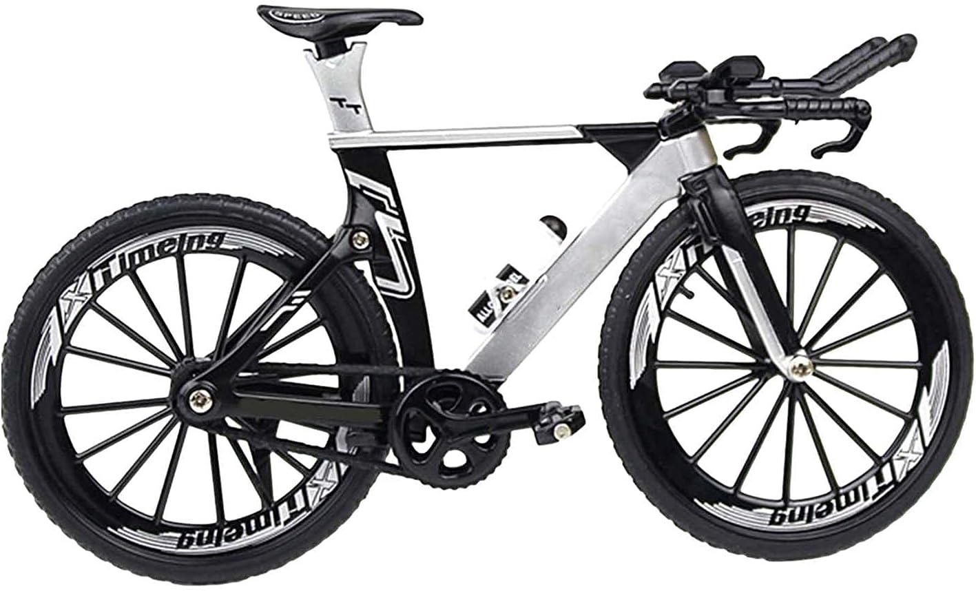 San Jose Mall YILAIBAODAN Mini Sale Bicycle Model 1:10 Scale Metal Mountain Bi