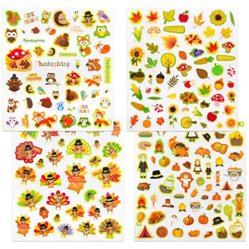 Fall stickers
