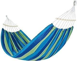 Nfudishpu Children Toy Hammock Camping Hanging Indoor Family Sleeping Bed Swing Portable Double Chair Hammock Outdoor Swin...