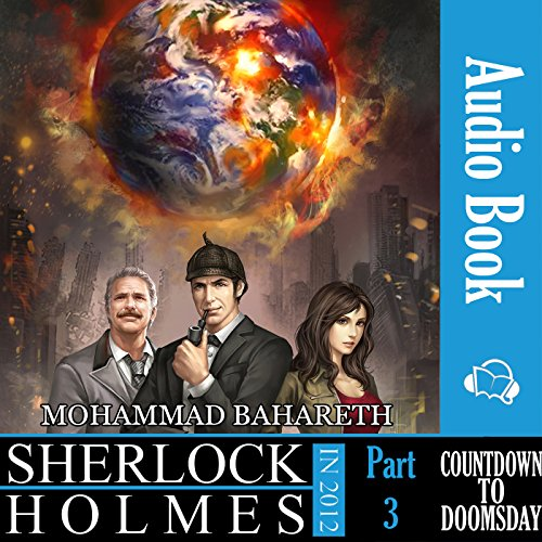 Sherlock Holmes in 2012: Countdown to Doomsday audiobook cover art