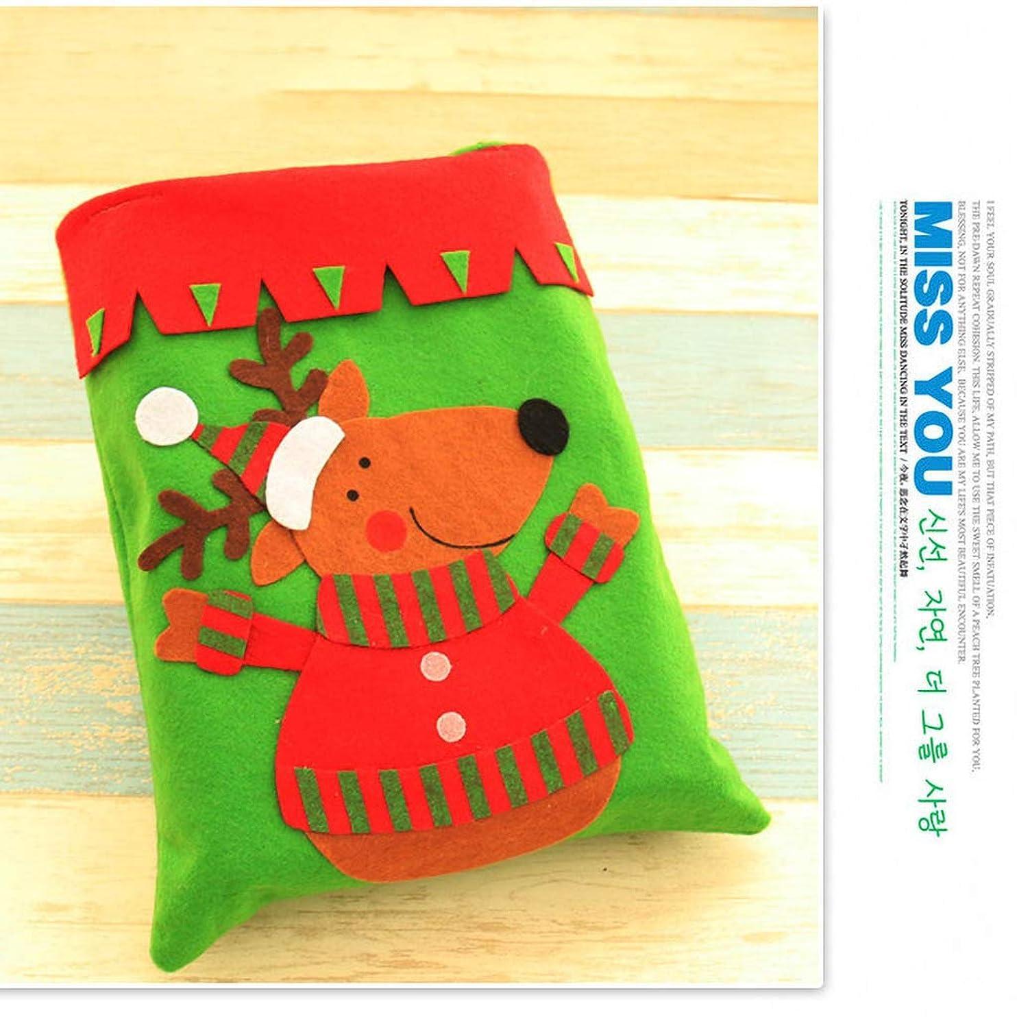 電化する何もない批判するA69Qクリスマス キャンディバッグ ギフトバッグ メリークリスマス クリスマスデコレーション 飾り 装飾小道具 クリエイティブ 可愛い キャンディー収納 クリスマスギフト プレゼント お菓子入れ