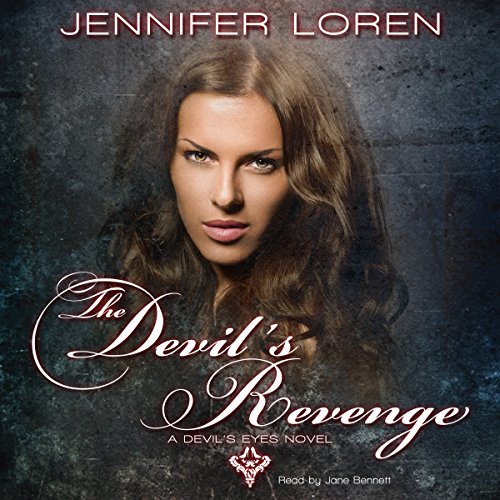 The Devil's Revenge audiobook cover art