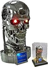 Terminator 2 T-800 Endoskeleton Clean Version 1:2 Scale Endoskull Bust Prop Replica