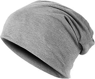 f48b02b71ba1c SODIAL(R) Hommes femmes bonnet solide Couleur Hip-hop bonnet Unisexe chapeau  Tricote
