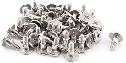 100 x 304HC in acciaio inox a testa e esagono incassato viti a testa svasata M5 x 16 mm a vite a14051300ux0149 Sourcingmap