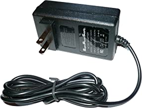Super Power Supply 12V AC/DC Adapter Cord for Roku LT 2700R ; Roku 2 2720RW 2720R ; Roku 3 4200x 4200r Wall Barrel Plug
