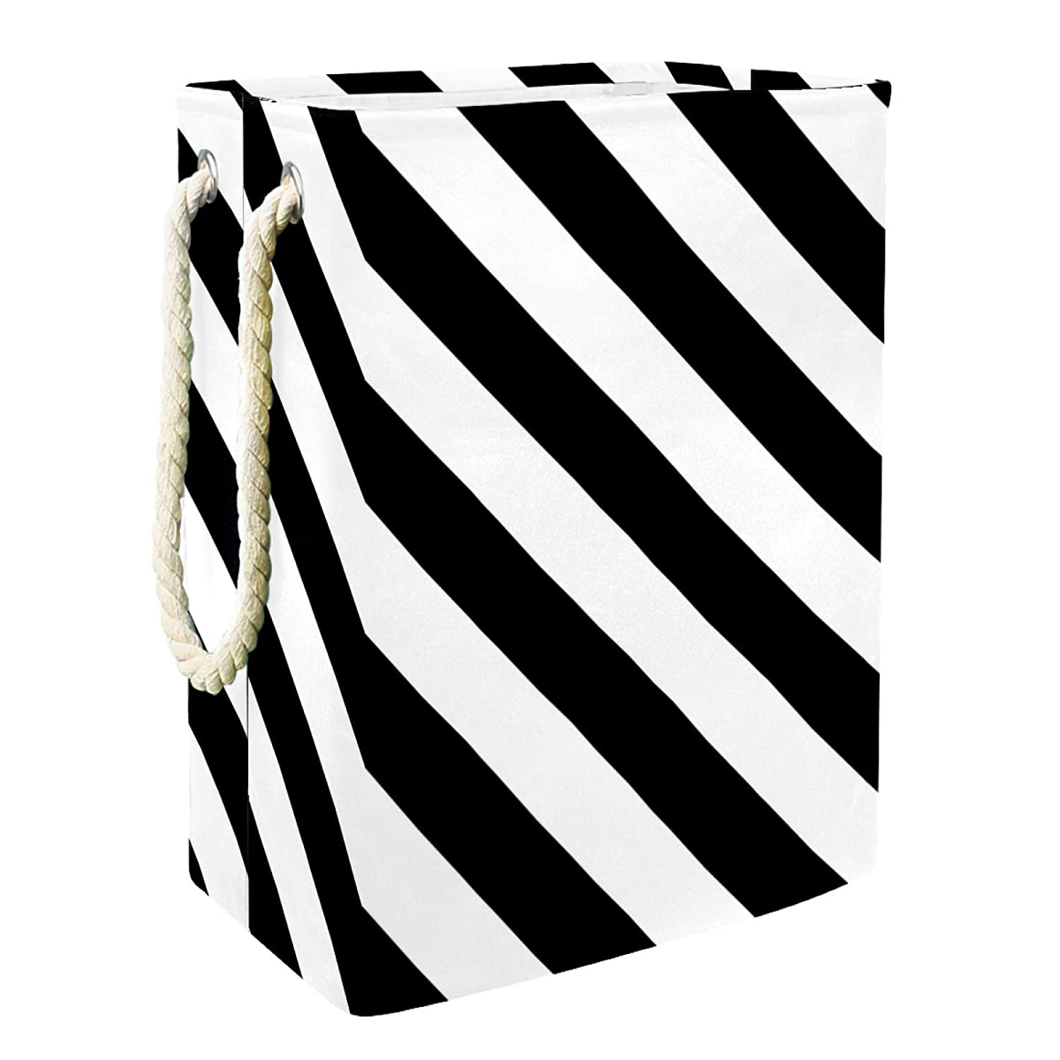 Kids Storage Selling Challenge the lowest price and selling Basket Black White Accessory Toy Stripe