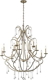 Kichler 43690SGD 12 Light Chandelier