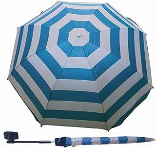 stadium umbrella with clamp