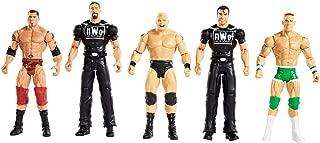 WWE Superstars Network Spotlight 5-Pack Figures - Batista, John Cena, Kevin Nash, Scott Hall and Brock Lesnar