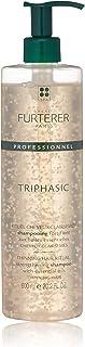 Rene Furterer TRIPHASIC Strengthening Shampoo, Thinning Hair, Scalp Microcirculation, Men & Women