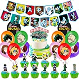 Accesorios para fiesta de cumpleaños, diseño de PAWT My He