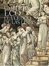 El vertigo de las listas/ The Vertigo of Lists (Spanish Edition)