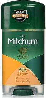 Mitchum Power Gel Anti-Perspirant Deodorant Sport 2.25 oz (Pack of 4)