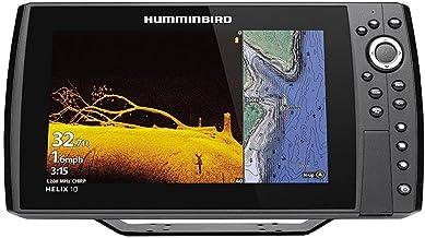 Humminbird 411410-1CHO Helix 10 Chirp MEGA DI+ GPS G4N CHO (Control Head Only) Fish Finder