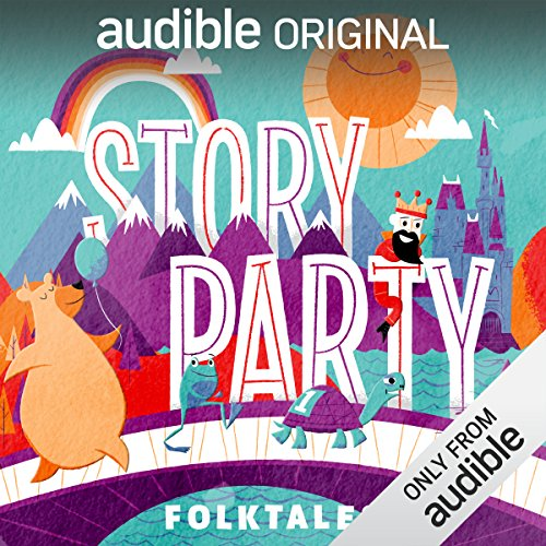 Story Party: Folktales audiobook cover art