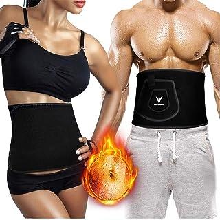 ダイエットベルト 2020最新版[お腹痩せ 改良素材] シェイプアップベルト 薄手の大量発汗サウナベルトコルセット ウエスト 引き締め 腹筋ベルト 加圧 フリーサイズ 男女兼用