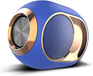 X6 BT 5.0 Speakers Wireless Sound Box Stereo Surround Music Bass Speaker TWS Portable Outdoor Loudspeakers