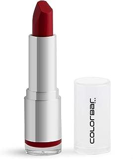 Colorbar Velvet Matte Lipstick, Hot Hot Hot, 4.2g