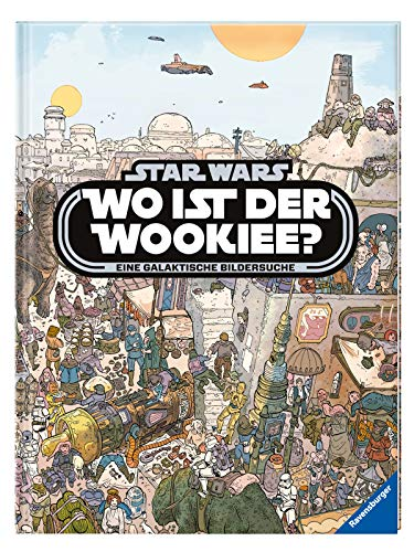 Star Wars™ Wo ist der Wookiee?: Eine galaktische Bildersuche